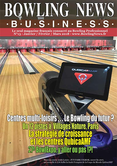 Bowling News Business N°13