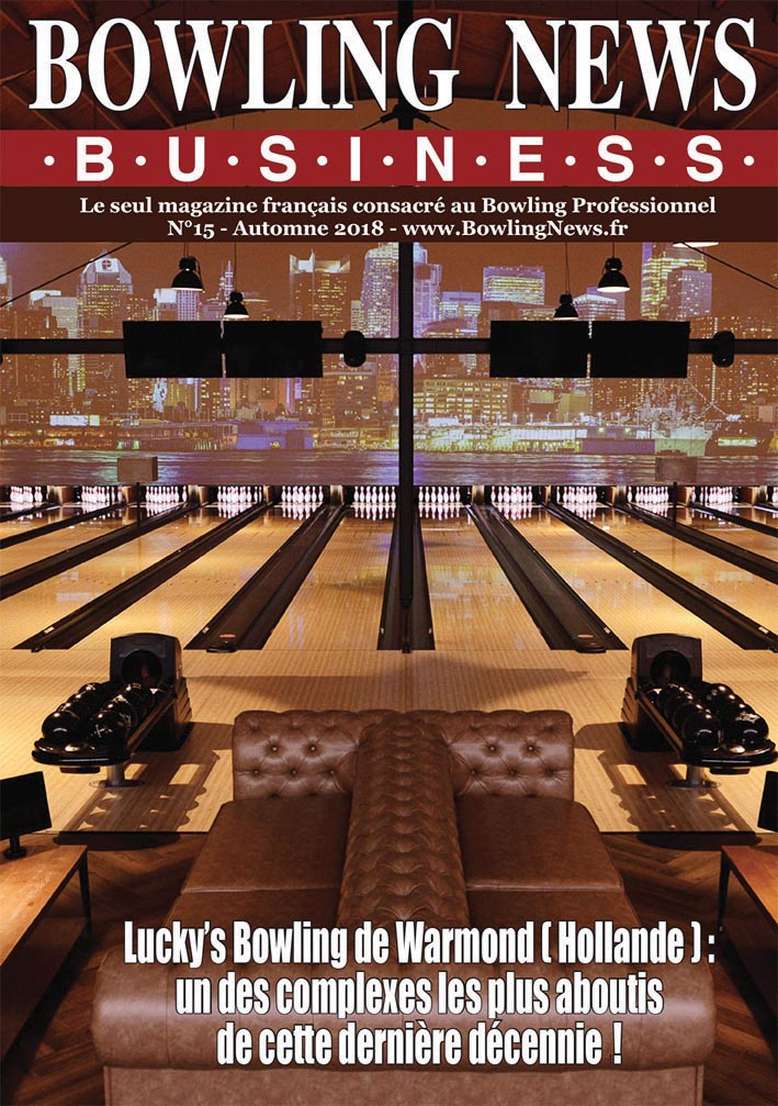 Bowling News Business - Automne 2018
