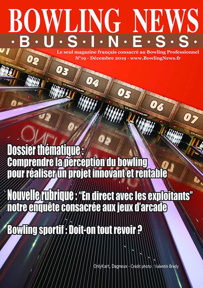 Bowling News Business N°19